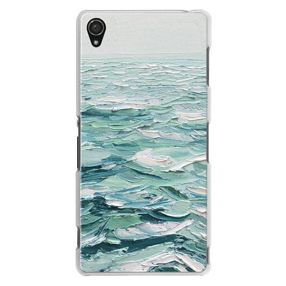 Sony Z3 Cases - Minty Sea