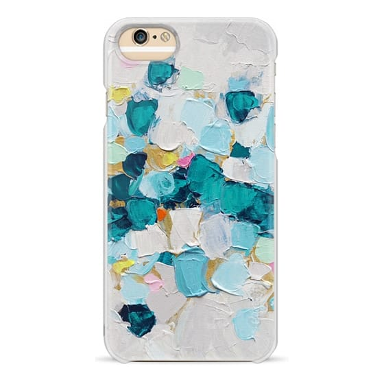iPhone 6s Cases - Winter's Teal