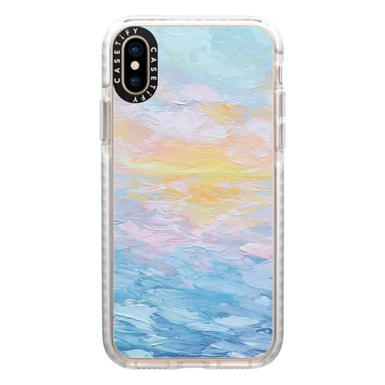 iPhone XS Cases - Atlantic Ocean Sunrise