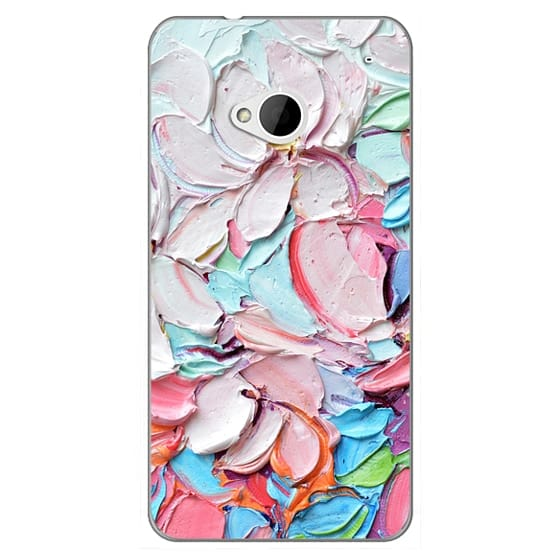 Htc One Cases - Cherry Blossom Petals