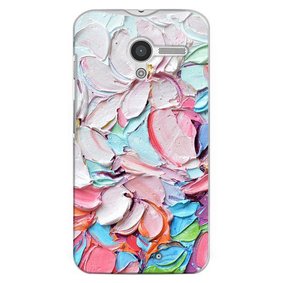 Moto X Cases - Cherry Blossom Petals