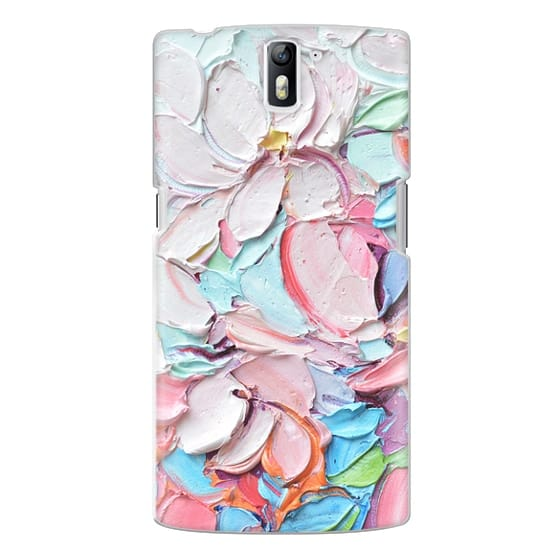 One Plus One Cases - Cherry Blossom Petals