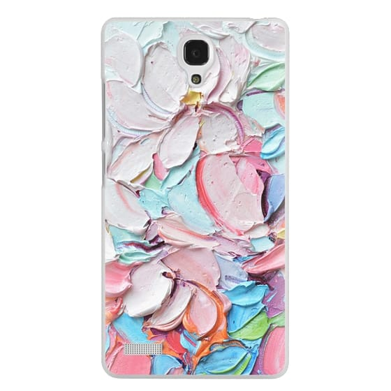 Redmi Note Cases - Cherry Blossom Petals