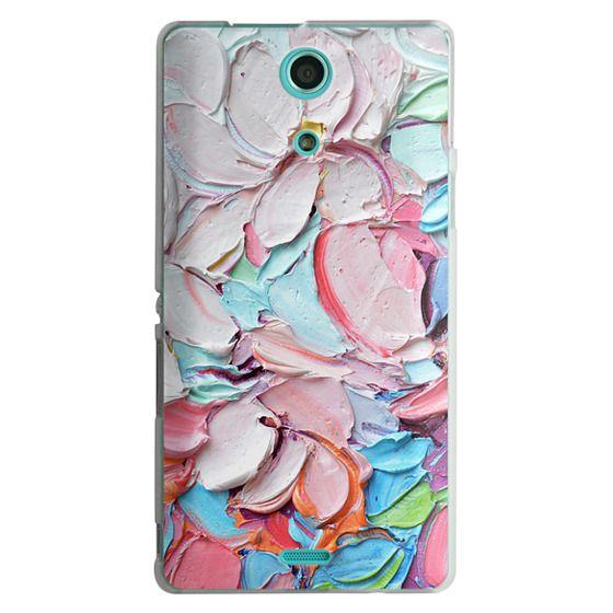 Sony Zr Cases - Cherry Blossom Petals