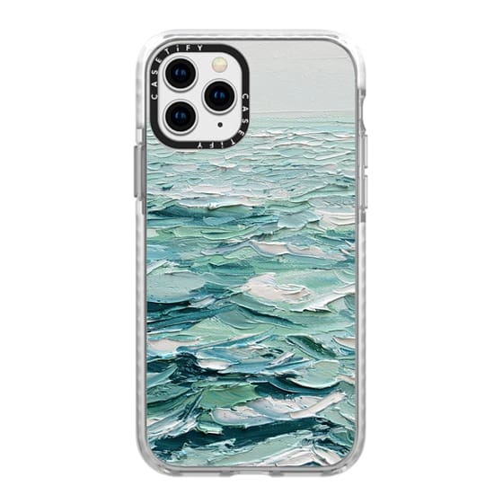 iPhone 11 Pro Cases - Minty Sea