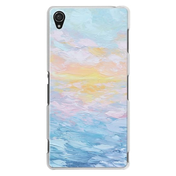 Sony Z3 Cases - Atlantic Ocean Sunrise