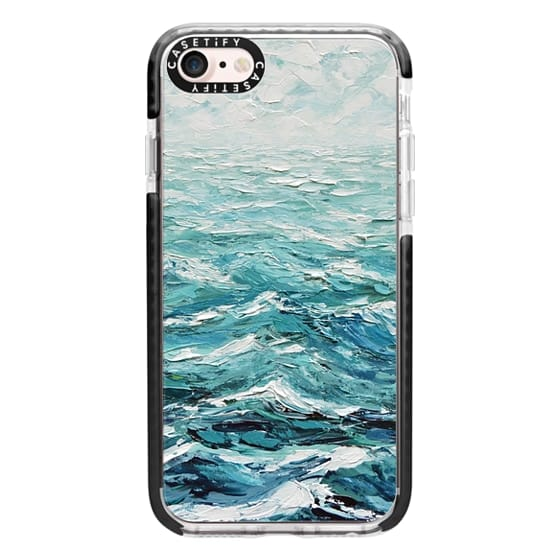 iPhone 7 Cases - Windswept Sea