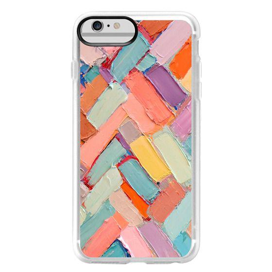 iPhone 6 Plus Cases - Peachy Internodes
