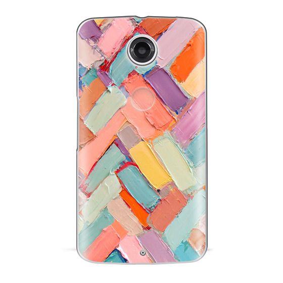 Nexus 6 Cases - Peachy Internodes