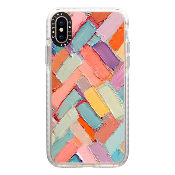 iPhone XS Cases - Peachy Internodes