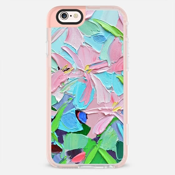 Spring Lillies - New Standard Pastel Case