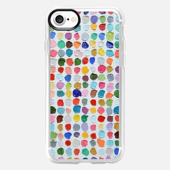 Confetti Polka Dots - Classic Grip Case