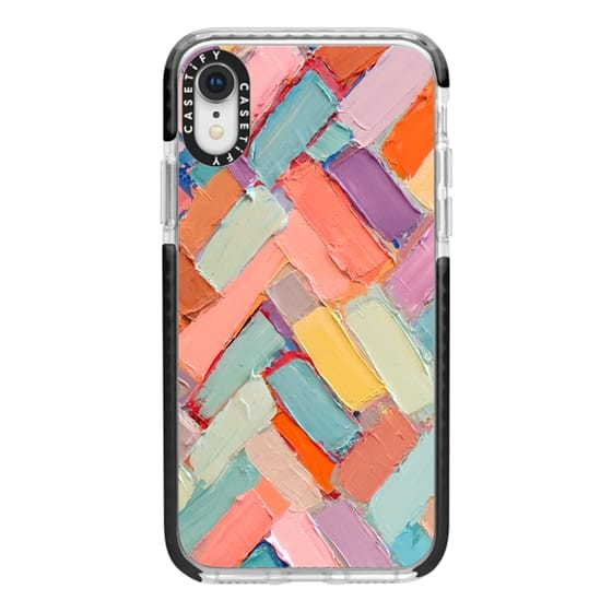iPhone XR Cases - Peachy Internodes