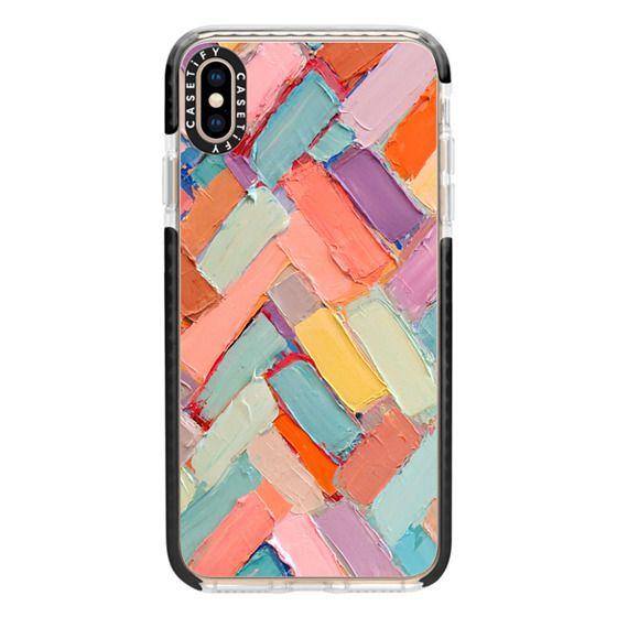 iPhone XS Max Cases - Peachy Internodes