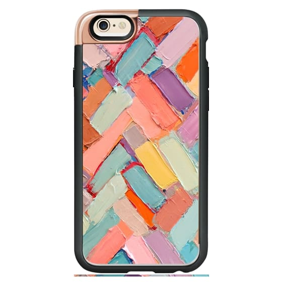 iPhone 4 Cases - Peachy Internodes