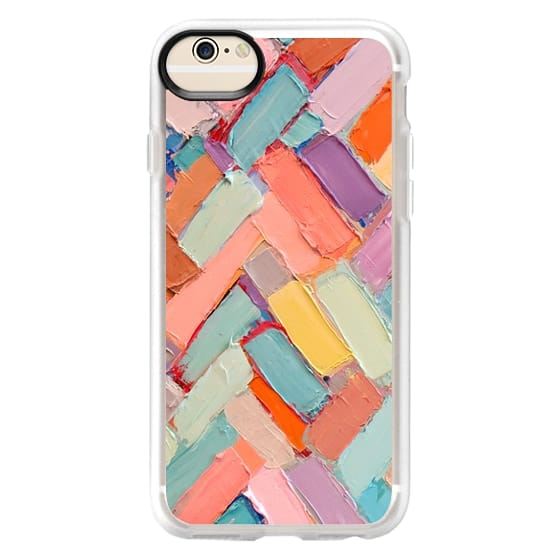 iPhone 6 Cases - Peachy Internodes