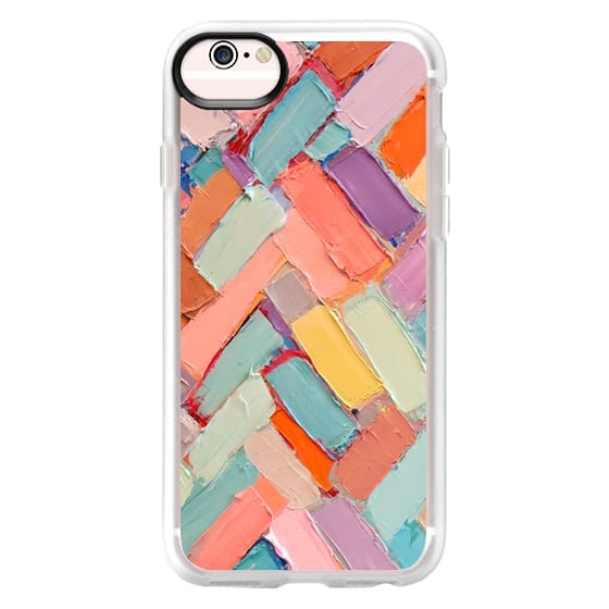 iPhone 6s Cases - Peachy Internodes