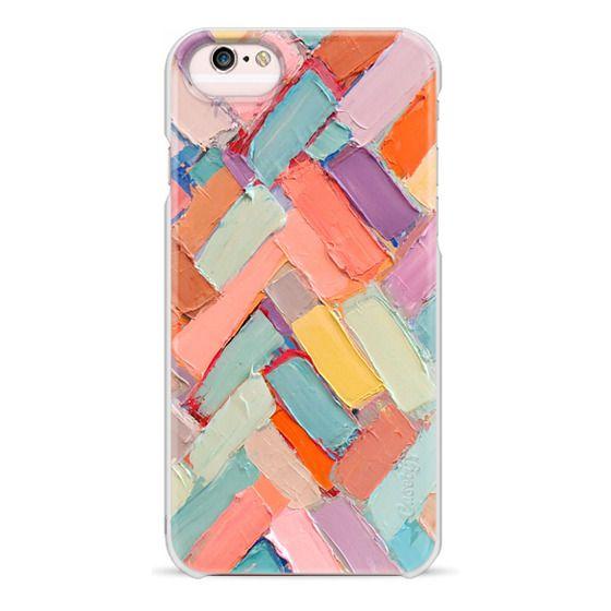 iPhone 6s Cases - Peachy Internodes