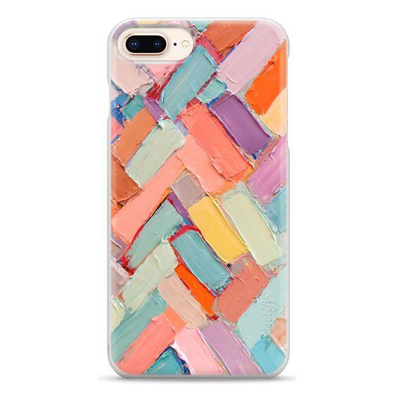 iPhone 8 Plus Cases - Peachy Internodes