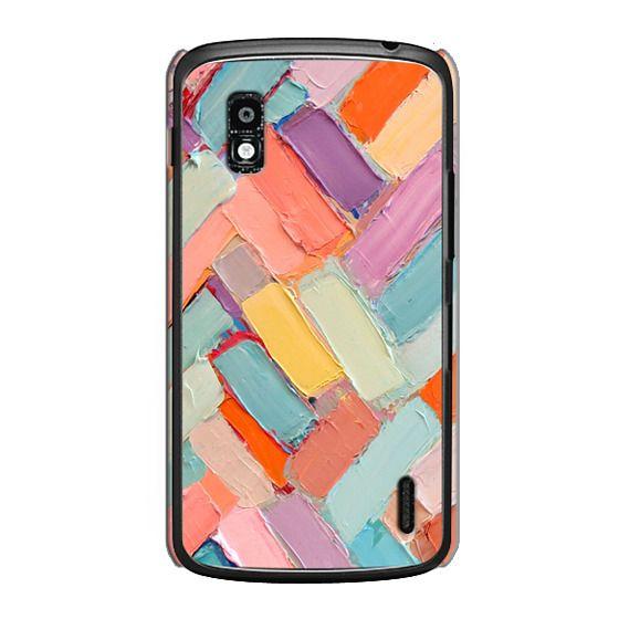 Nexus 4 Cases - Peachy Internodes