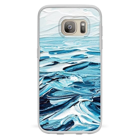 Samsung Galaxy S7 Cases - Waves Crashing