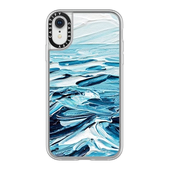 iPhone XR Cases - Waves Crashing