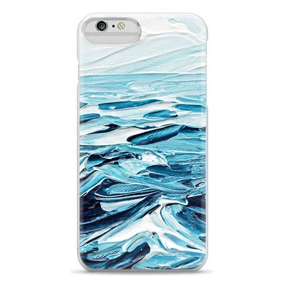 iPhone 6 Plus Cases - Waves Crashing