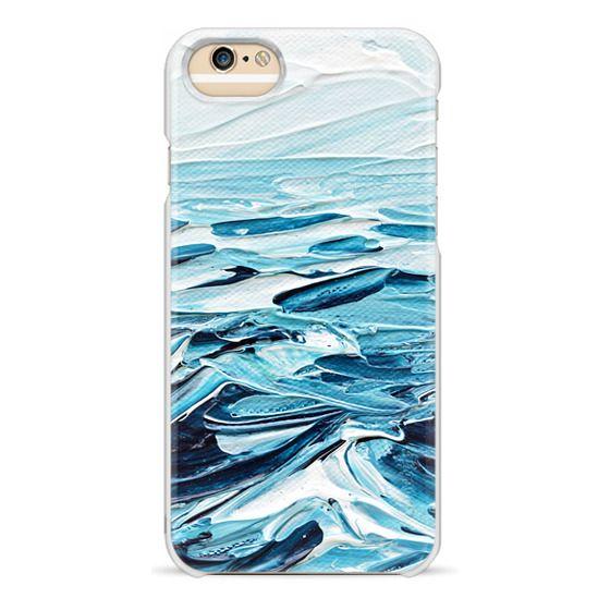 iPhone 6 Cases - Waves Crashing