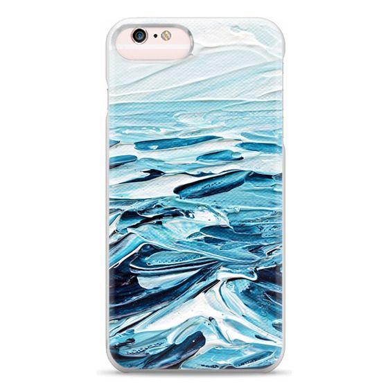 iPhone 6s Plus Cases - Waves Crashing