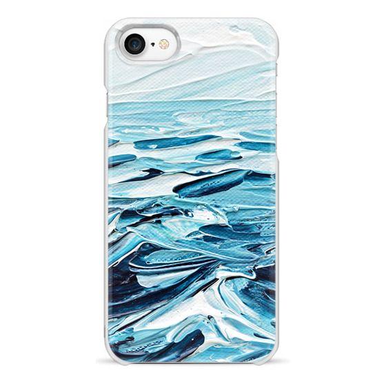 iPhone 7 Cases - Waves Crashing