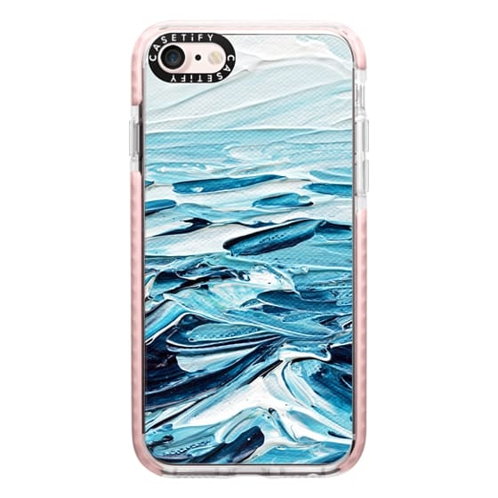 iPhone 7 Cases - Waves Crashing