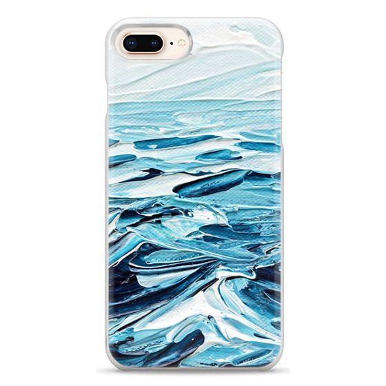 iPhone 8 Plus Cases - Waves Crashing