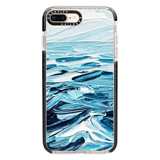 iPhone 8 Plus Cases - Waves Crashing