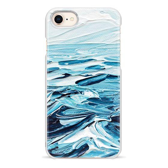 iPhone 8 Cases - Waves Crashing