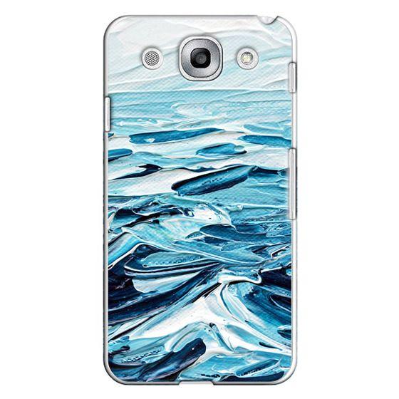 Optimus G Pro Cases - Waves Crashing