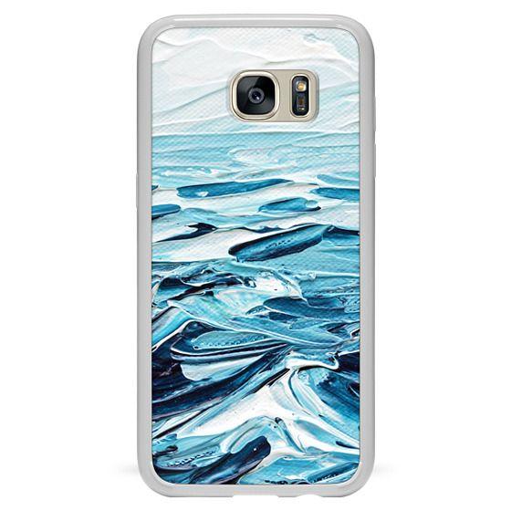 Samsung Galaxy S7 Edge Cases - Waves Crashing