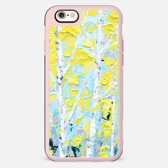 New England Paper Birch Trees - New Standard Case