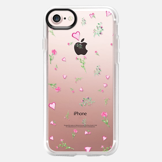 Flower Patches - Classic Grip Case