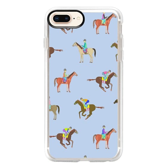 iphone 8 case horse racing