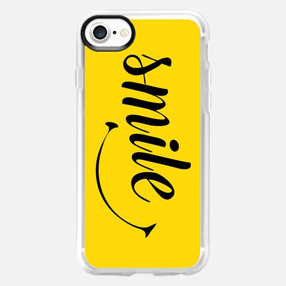 Smile - Wallet Case