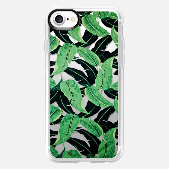 Banana Leaf Pattern - Wallet Case