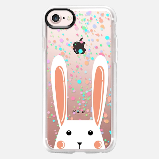 Little Cute Bunny - Wallet Case