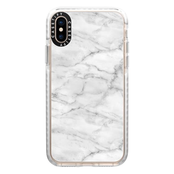 iPhone XS Cases - Marble