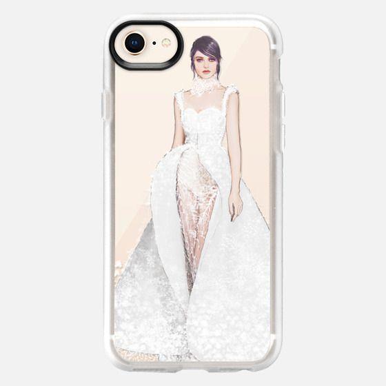Wedding Dress - Snap Case