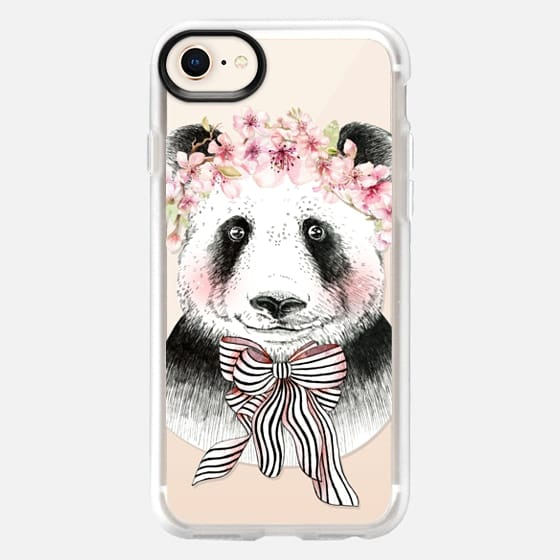Summer Panda - Snap Case