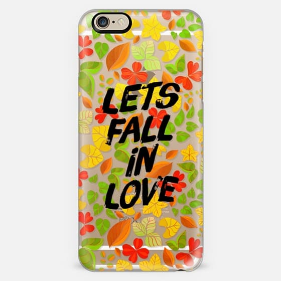 Let's Fall In Love -