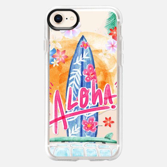 Aloha - Snap Case
