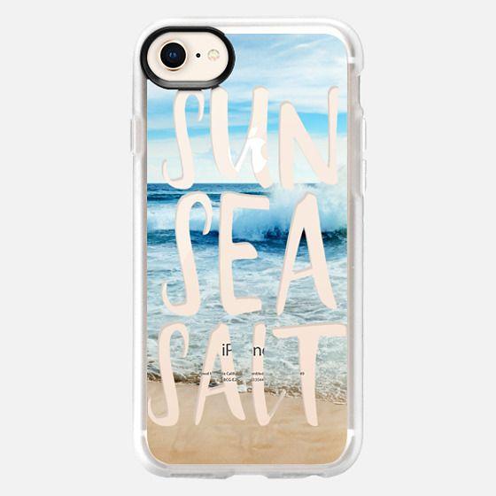 SUN SEA SALT - Snap Case