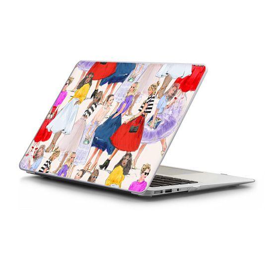 MacBook Air 11 Sleeves - Happy Girls