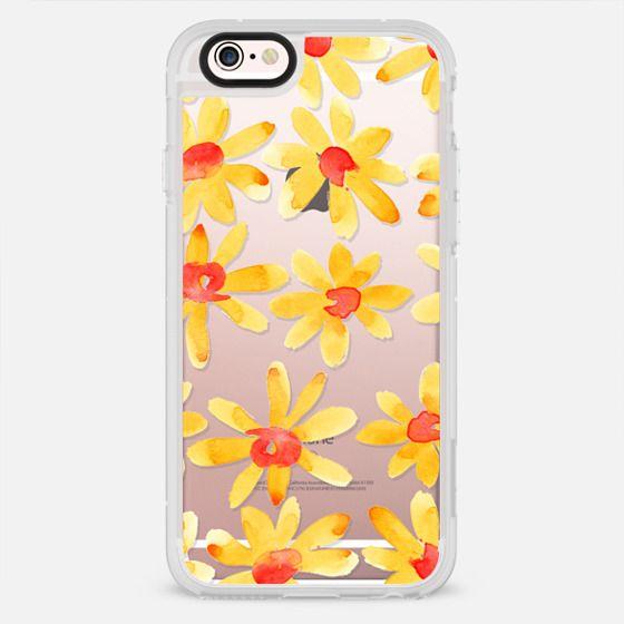 Yellow Sunnies - New Standard Case